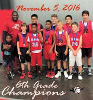 Texas Rebels Elite Basketball
